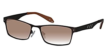 9f3c8caa22ee Image Unavailable. Image not available for. Color: Ebe Bifocal Men Sun Readers  Prescription Optional Eyewear Option Sunglasses ...