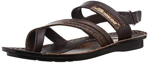 PARAGON Men's Brown Sandals-7 UK/India (41 EU)(PU8850-83)