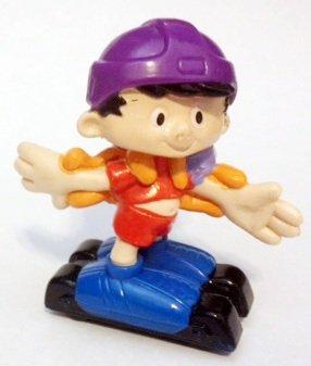 1994 McDonalds Bobby's World - Skates/Roller (Plastic Roller Coaster)