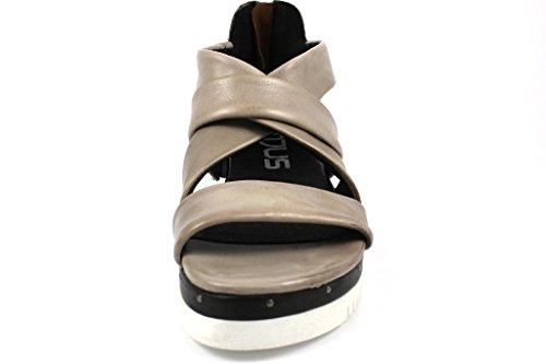 Mjus 752013-201-0001 - Sandalias de Vestir Para Mujer Beige
