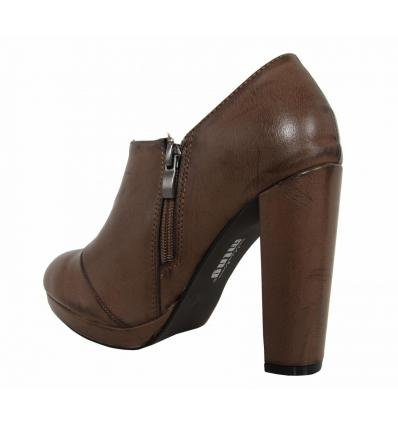 Botines de Mujer MTNG 51444 HIP TAUPE