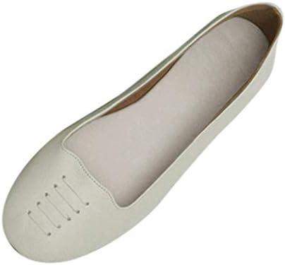 パンプス Florrita レディース 靴 シンプル 浅履き ぺたんこ フラット シューズ モカシン バレエシューズ 柔らかい 歩きやすい ローヒール カジュアル バレエ オフィス 旅行 春夏秋 婦人靴