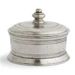 Arte Italica Roma Small Round Box by Arte Italica