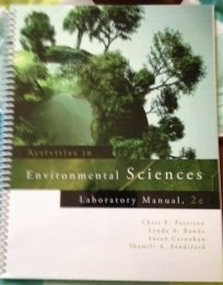 Activities in Environmental Sciences: Laboratory Manual, 2e (Environmental Science Activities)