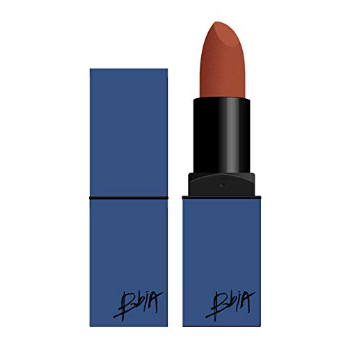 - BBIA Last Lipstick Red Series 4, Velvet Matte, Orange Brown MLBB (17 SOCIABLE) 0.12 Ounce