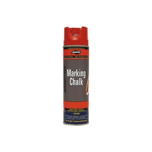 Aervoe 216 Red Spray Chalk