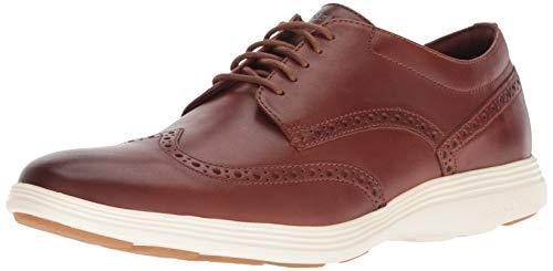 Cole Haan Men's, Grand Tour Wingtip Oxford Wood 12 M (Shoes Oxford Lace)