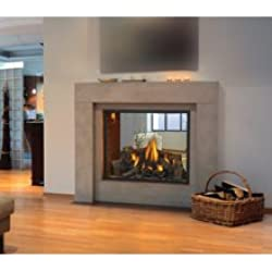 See-Thru Gas Fireplace