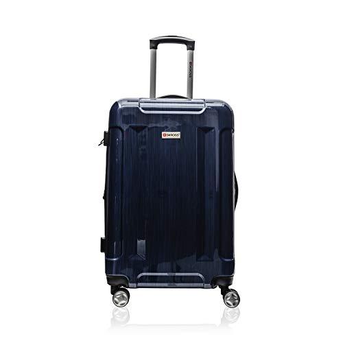 S-KROSS Spinner Hardside 24″ Suitcase (Navy)