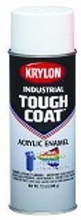 Krylon A00340 16-Oz. Gray Rust Control Primer Tough Coat(12Oz), 12 Oz (Pack of 12)