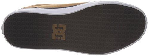 DC Council Mid TXWE9 Herren Hohe Sneakers Braun (WHEAT-WE9)