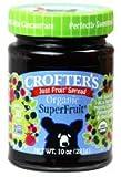Crofters Organic Just Fruit Spread Superfruit -- 10 oz