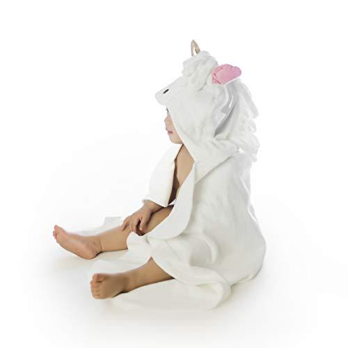 Sien Eight Organic Hooded Baby Towel Premium Bamboo