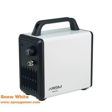 Sparmax Arism Mini Compressor Snow White by Sparmax