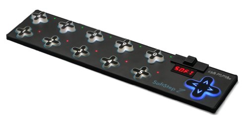 SoftStep 2 USB MIDI Foot Controller by Keith McMillen Instruments