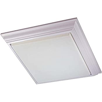 Amazon.com: Minka Lavery Flush Mount Ceiling Light 1000-44-PL Energy ...