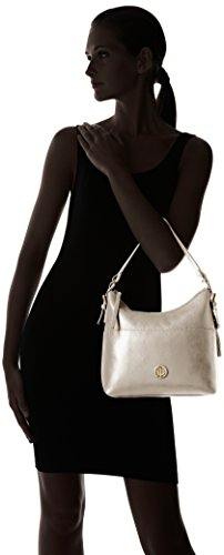 Tommy Hilfiger Purse for Women TH Summer of Love Hobo, Oatmeal by Tommy Hilfiger (Image #6)