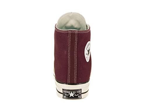 Erwachsene Black Egret Burgundy Taylor Sneakers Chuck 613 Dark 70 Unisex Mehrfarbig Converse Hi 5pqRZnA