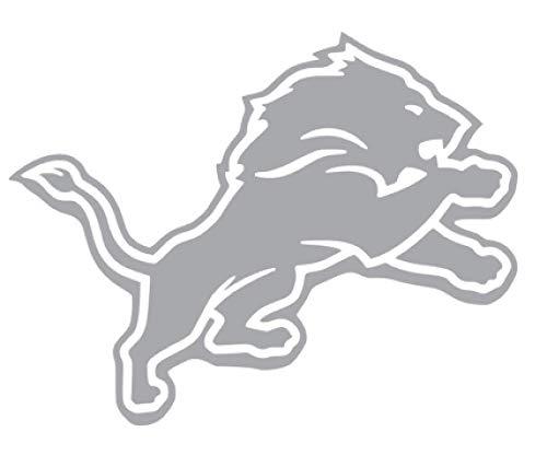 Detroit Lions Vinyl Sticker Decals for Car Bumper Window MacBook pro Laptop iPad iPhone (2