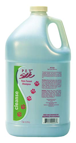 Forest Silk - PET SILK Rainforest Shampoo 128 Oz, 128 Oz