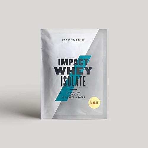 Myprotein Impact Whey Isolate (1000G) 1000 g