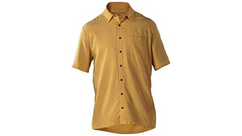 5.11 Camisa táctica secreta para hombre, manga corta, 3XL, Goldrush, 71199