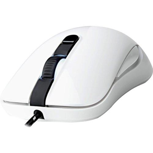 Kana Optical Ambidextrous Gaming Mouse - White