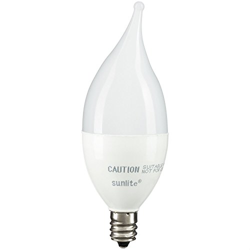 Sunlite-LED-Torpedo-Tip-Chandelier-Equivalent-Light-Bulb-with-Candelabra-E12-Base