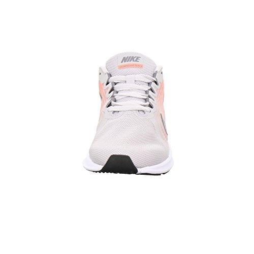 Nike Kvinder Ned Shifter 8 Løbesko Grå (grå Enorme / Gunsmoke / Blodrød / Puls / Sort) 9JagrnI
