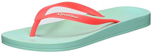 Green Femme Tan Ipanema Orange Fem Anatomica Tongs Multicolore AzSAnqBPT