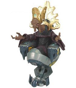 (Halo 2 Action Figure Limited Edition Series 1 Prophet of Mercy)