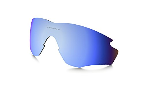 Oakley M2 XL Replacement Lenses Prizm Deep Water Polarized & Cleaning Kit - Polarized Oakley M2
