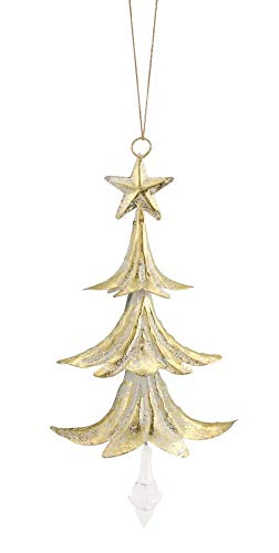 Diva At Home Club Pack of 24 Golden Yellow Christmas...