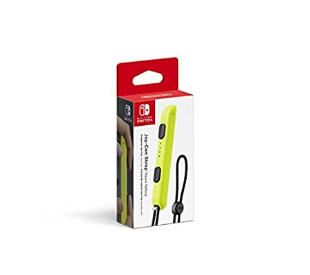 Nintendo Switch - Joy-Con Strap-Neon Yellow