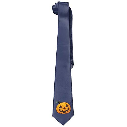 MIT5 Mens Collections Halloween Pumpkin Tie Necktie ()