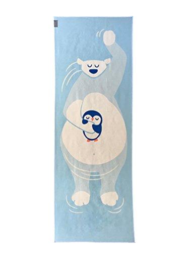 Gaiam Microfiber Yoga Mat Towel Riverside