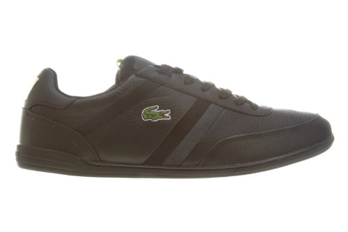 Sneaker Lacoste Fashion Men's Black yellow Giron Tq6BfnY