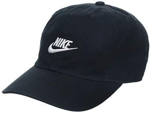 Nike Youth H86 Cap Futura, Black/White, Misc (Nike Hats For Boys)