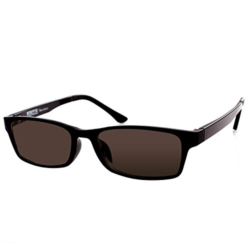 Southern Seas Tinted Gray -5.75 Distance Myopia Nearsighted Lenses Non Prescription Black - Index Sunglasses Prescription High