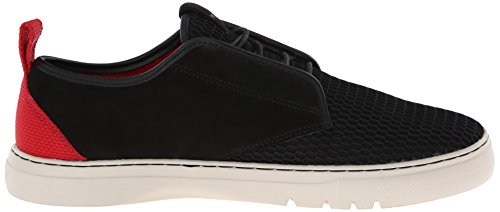 Creative Recreation Mens Lacava Q Fashion Sneaker Nero / Osso Rosso