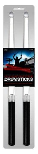 (TAC DSK-RED Illuminated Drum Sticks - Red)