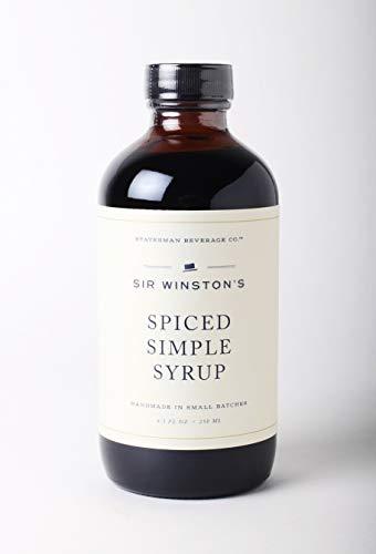 Sir Winston's Spiced Simple Syrup
