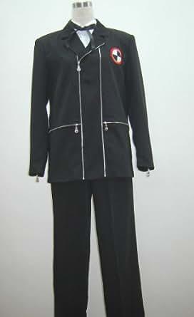 Cosplay Costume L-Large Size Shin Megami Tensei: Persona Moon garden boy'uniform Japanese