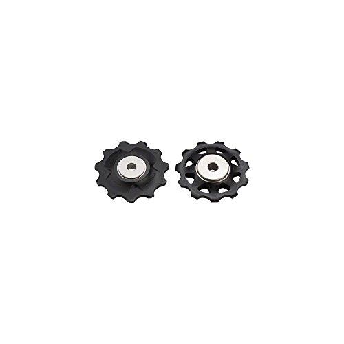 Shimano XTR M980 10-Speed Rear Derailleur Pulley Set, 2nd gen. (replaces DP0907: Y5XC98110)
