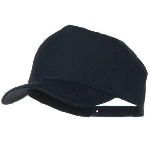 Solid Cotton Twill Pro Style Golf Cap - (Panel Pro Style Cotton Twill)