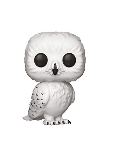 Funko 35510  Pop! Harry PotterHedwig, Standard, Multicolor -