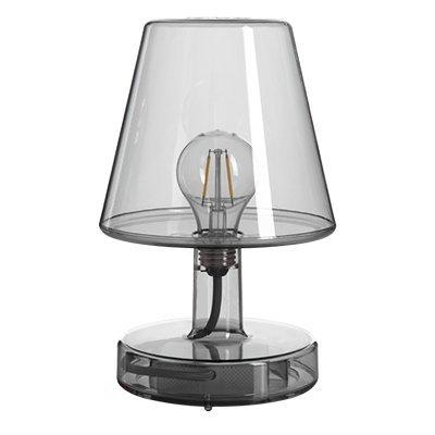 Fatboy Lampe Transloetje Grey Tischlampe Leselampe Nachttischlampe Ohne Kabel Aufladbar Mit Mini Usb