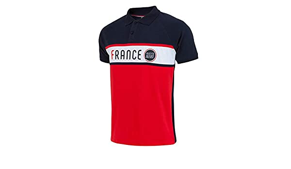Allez Les Bleus - Polo de Francia para Hombre: Amazon.es: Deportes ...