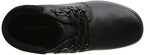 Padders Journey, Women's Ankle Boots Black (Black)