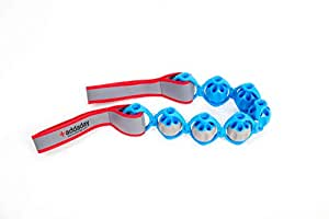Addaday Flexible Deep Tissue Shoulder Muscle Massage Roller, Boomerang Model, 40 Inches